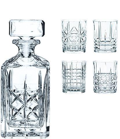Nachtmann Highland Whiskey 5-Piece Set