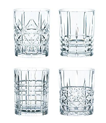 Nachtmann Highland Whiskey Glasses, Set of 4