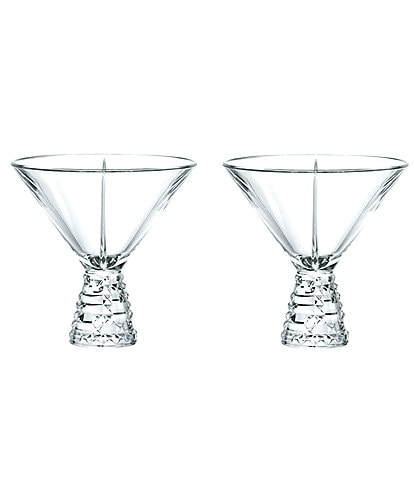 Nachtmann Punk Cocktail Glass, Set of 2