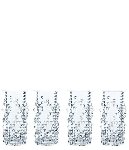 Nachtmann Punk Longdrink Glasses, Set of 4