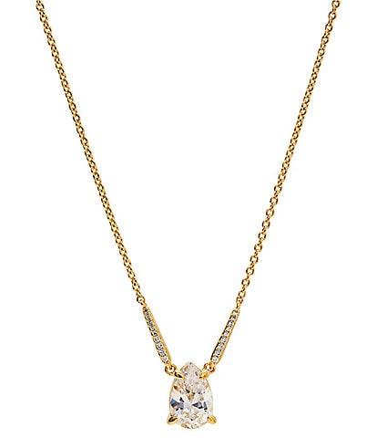 Nadri Colette Short Pendant Necklace