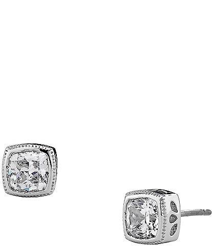 Nadri Cubic Zirconia Stud Earrings