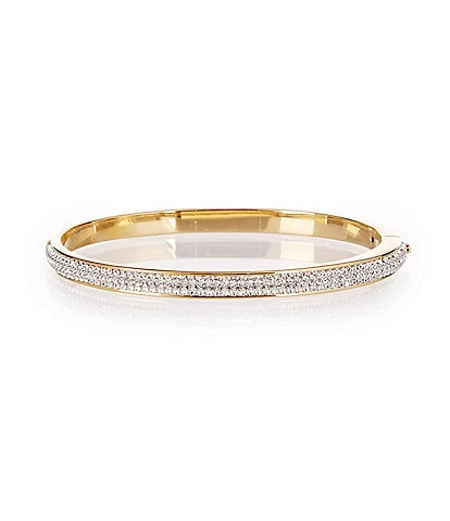 Nadri Honey Pav and Brass Bangle