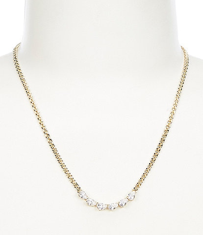 Nadri Lux Glam Collar Necklace
