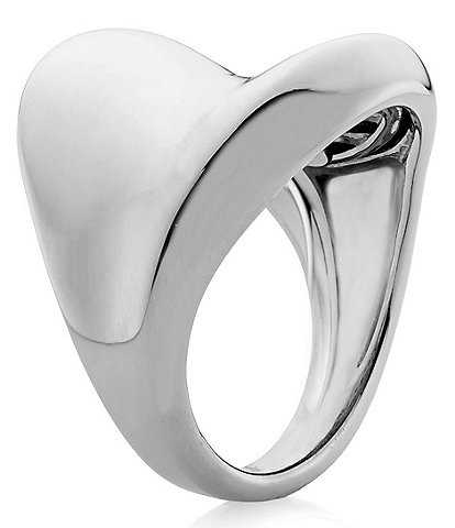 Nambe Butterfly Sterling Silver Ring
