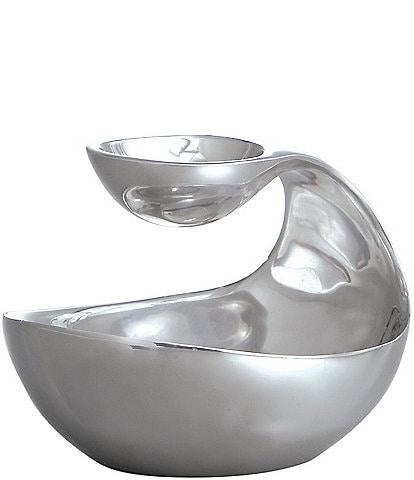 Nambe Scoop Server Mini Bowl