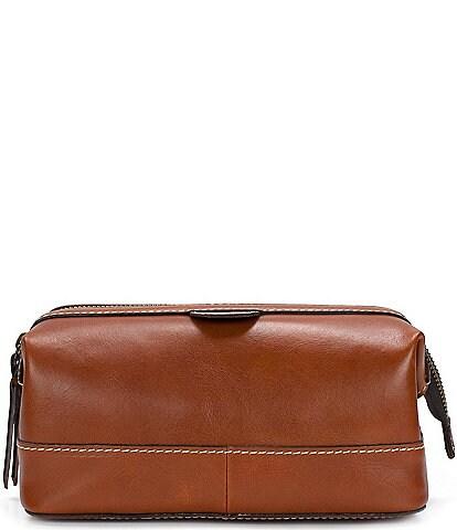Nash For Men Heritage Leather Travel Kit