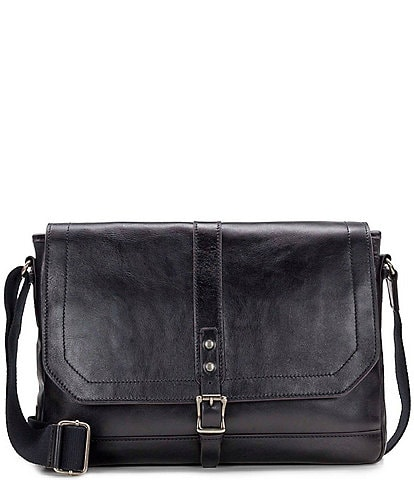Nash Heritage II Leather Messenger Bag
