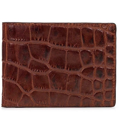 Nash Modena Double Billfold Leather Wallet