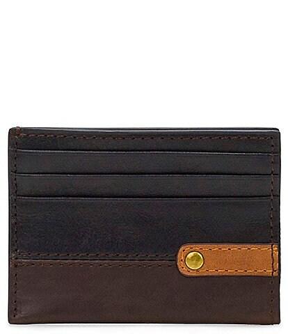 Nash Palemo Card Case ID Wallet