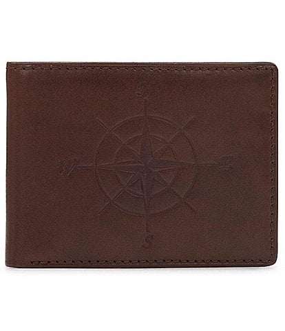Nash Verraz Double Billfold Leather Wallet