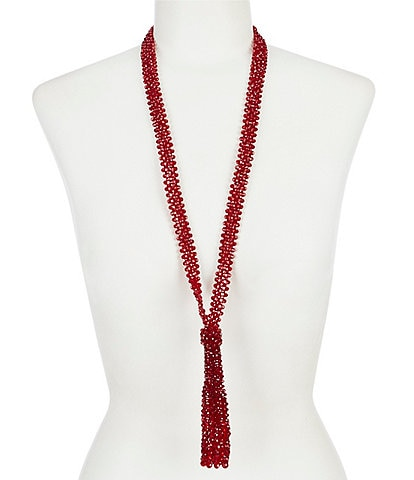 Natasha Accessories Knotted Necklace