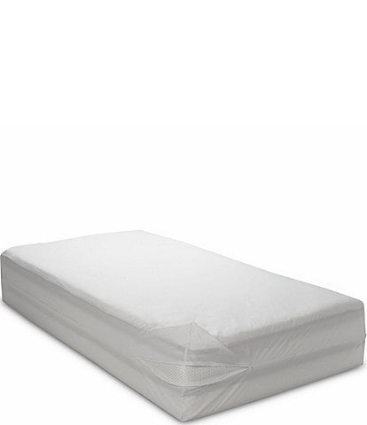 National Allergy BedCare All Cotton Allergy and Bed Bug Proof Crib Mattress Cover