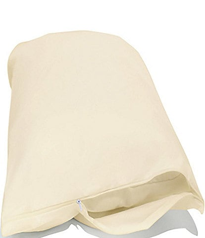 National Allergy® BedCare Organic All-Cotton Allergy and Bed Bug Proof Pillow Cover