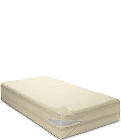 National Allergy® BedCare Organic Cotton Allergy and Bed Bug Proof 18#double; Mattress Cover