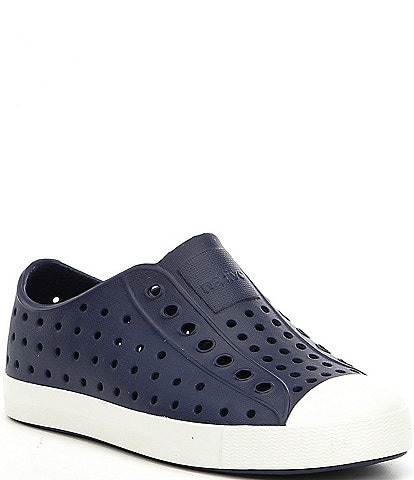 Native Kids' Jefferson Slip-On Perforated Sneakers Toddler