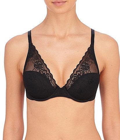 Natori Avail Feminine lace Convertible Contour Underwire Bra