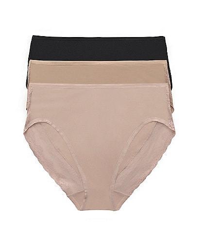 Natori Bliss Perfection French Cut Panty 3-Pack