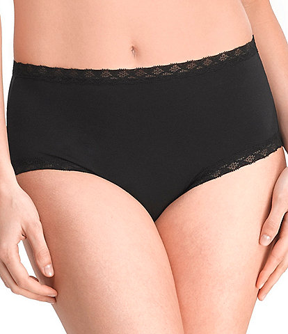 Natori Bliss Pima Cotton Brief Panty