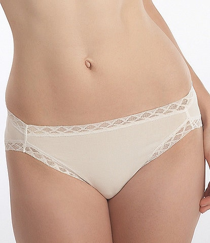 Natori Bliss Pima Cotton French-Cut Panty