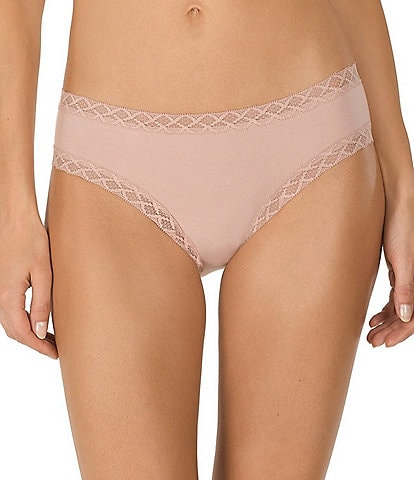 Natori Bliss Pima Cotton Girl Brief Panty