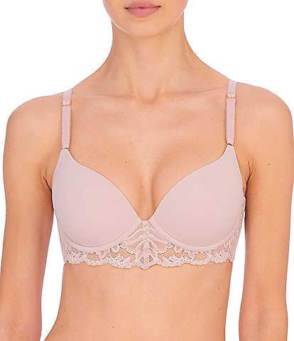 Natori Embolden Contour Underwire Bra with Recycled Lace