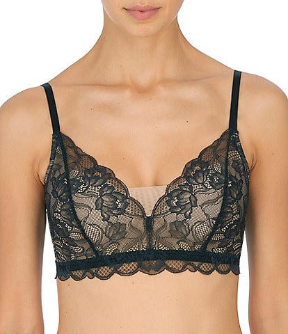 Natori Muse Full Fit Wire-Free Lace Bralette