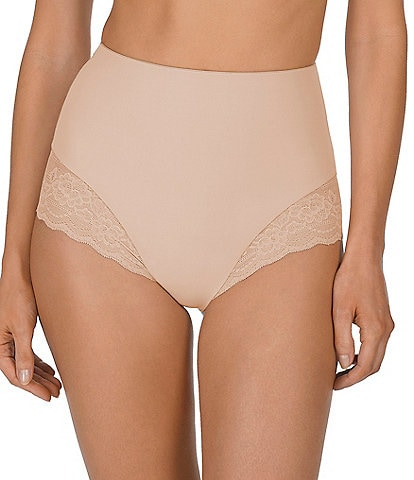 Natori Plush High Rise Thong Shaper