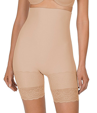 Natori Plush High Waist Thigh Shaper