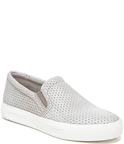 Naturalizer Aileen Nubuck Slip-On Sneakers