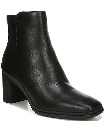 Naturalizer Avery Leather Waterproof Booties