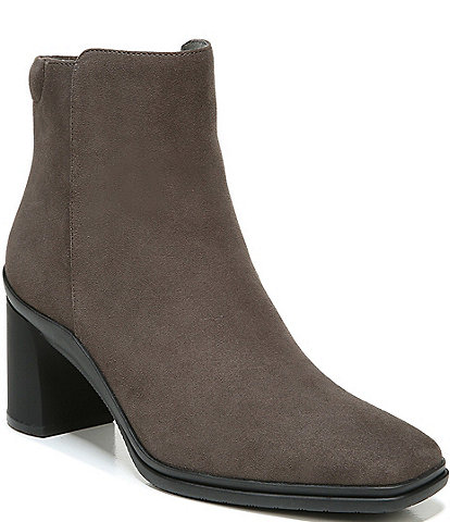 Naturalizer Avery Suede Waterproof Booties