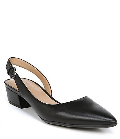 Naturalizer Banks Leather Dress Pumps