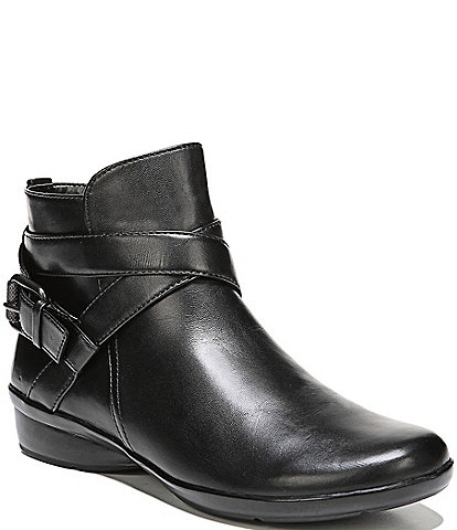 Naturalizer Cassandra Buckle Detail Booties