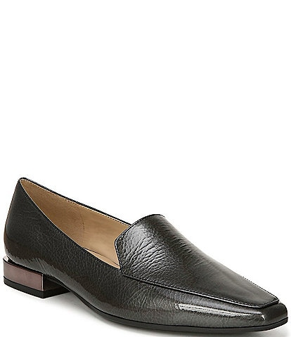 Naturalizer Clea Leather Block Loafers