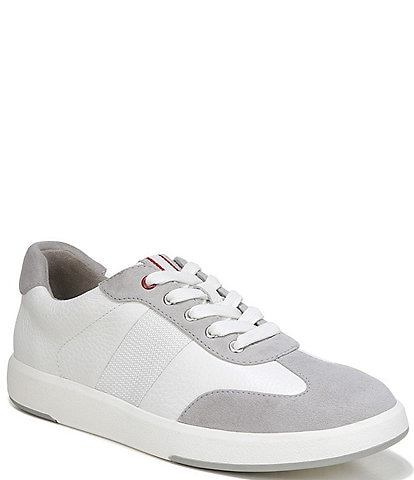Naturalizer Evin-Lace Leather Sneakers