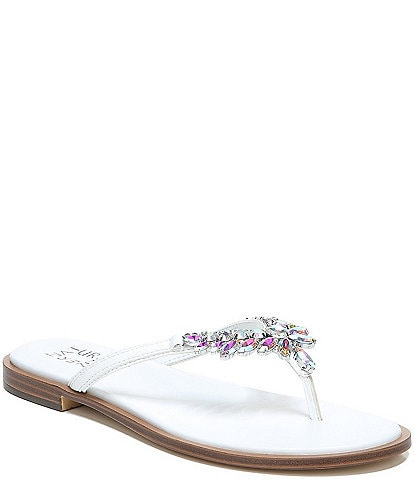 Naturalizer Fallyn Crystal Rhinestone Detailed Dress Sandals