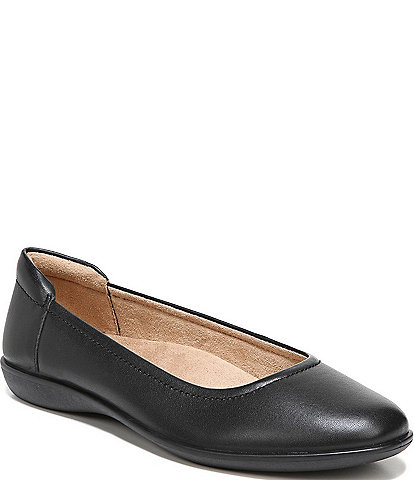 Naturalizer Flexy Leather Ballet Flats