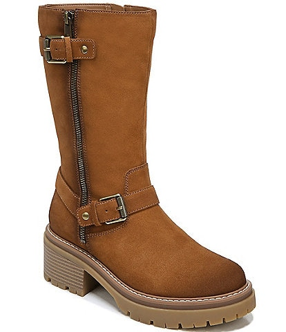 Naturalizer Jagger Suede Boots