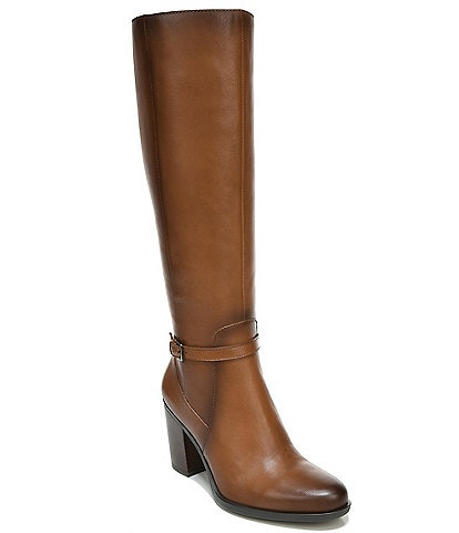 Naturalizer Kalina Leather Tall Shaft Boots