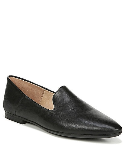 Naturalizer Lorna Collapsible Back Leather Flats