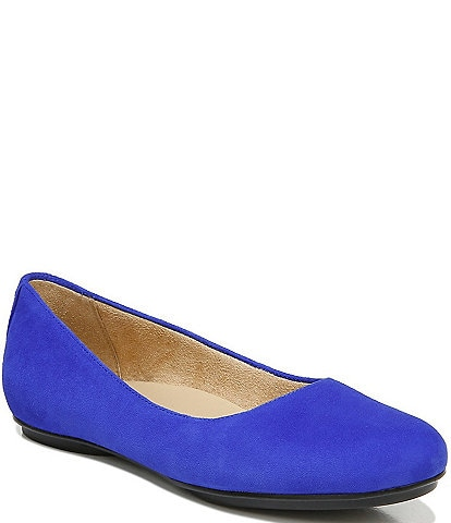 Naturalizer Maxwell Suede Flats
