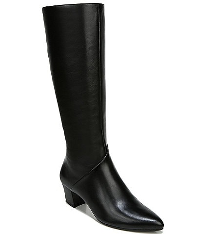 Naturalizer Melanie Leather Tall Shaft Boots