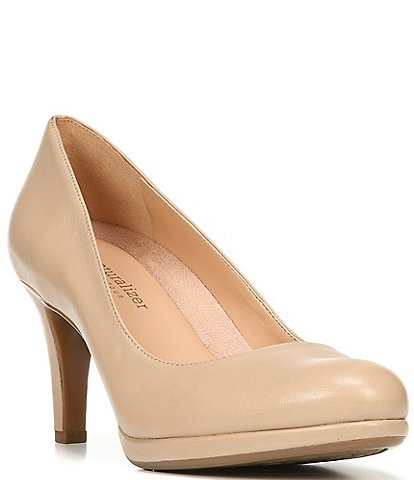Naturalizer Michelle Leather Pumps
