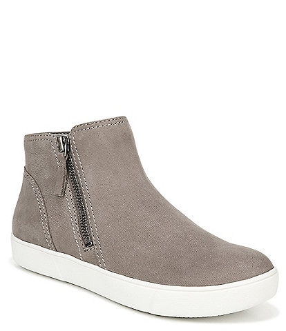 Naturalizer Miranda Suede Wedge Booties