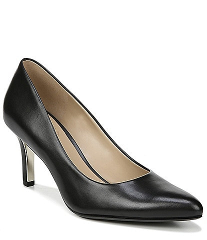 Naturalizer Natalie Leather Slip-On Pumps