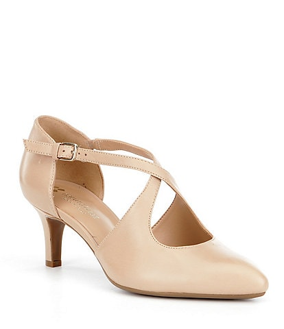Naturalizer Okira Criss Cross Pumps