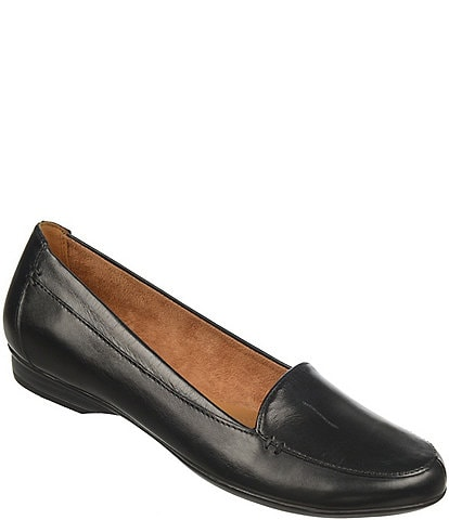 Naturalizer Saban Leather Slip-Ons c2de0a33d947