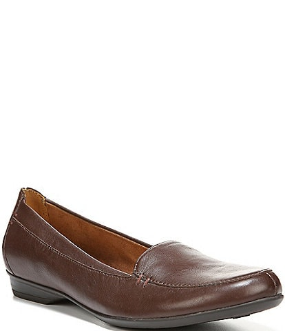 Naturalizer Saban Leather Slip-Ons
