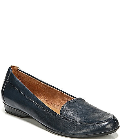 05a28431012 Naturalizer Saban Leather Slip-Ons